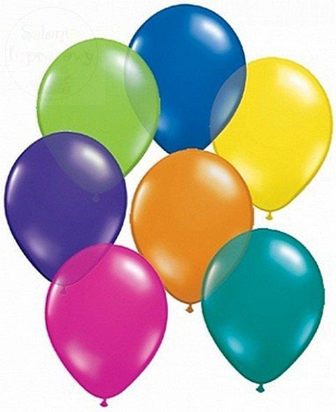 Balony metalic 12 cali mix kolor 50 szt