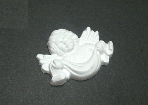 Figurka aniołek mix wzory 7,5 x 4 cm - 1szt