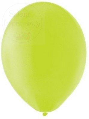 Balony 10 cali pastel jasnozielone 1 szt
