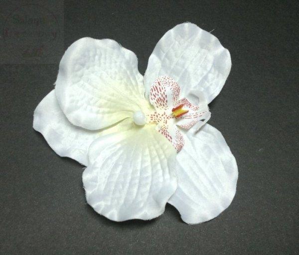 Kwiat sztuczny  STORCZYK kremowy  1szt