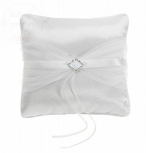 Poduszka do podawania obrączek biała PKW8