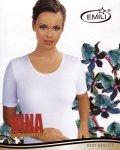 Koszulka Emili Nina XXL-XXXL czarna, beżowa