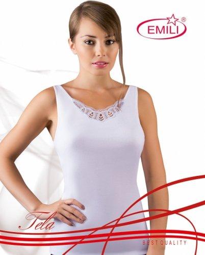 Koszulka Emili Tela S-XL biała