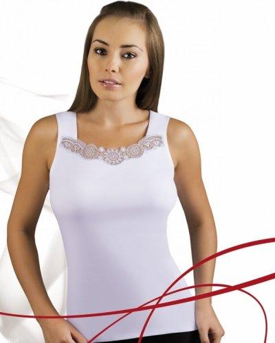 Koszulka Emili Milia 2XL biała