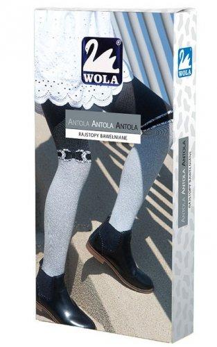 Rajstopy Wola Antola nr 02 W38.114 6-11 lat