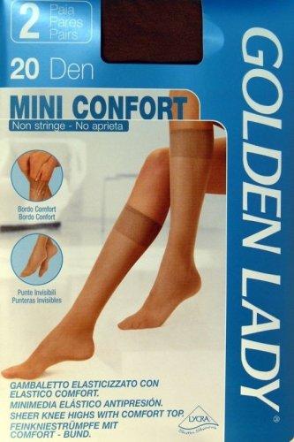 Podkolanówki |Golden Lady| Mini Confort 20 den A`2