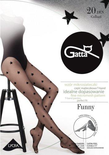 Rajstopy Gatta Funny nr 06 20 den