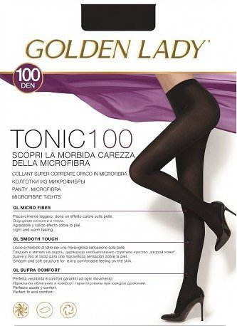 Rajstopy Golden Lady Tonic 100 den