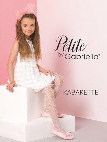 Rajstopy Gabriella Petite Kabarette 752