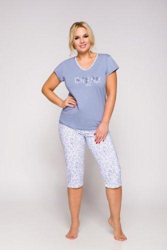 Piżama Taro Donata 2186 kr/r 2XL-3XL '19