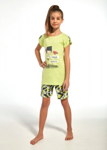 Piżama Cornette Young Girl 244/62 kr/r 134-164