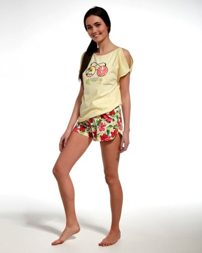Piżama Cornette F&Y Girl 278/32 Waikiki kr/r 158-176