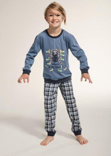 Piżama Cornette Kids Boy 976/94 Spider dł/r 86-128