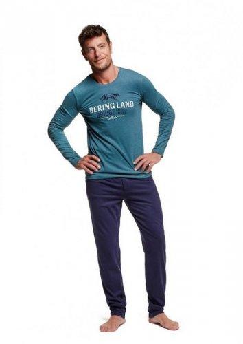 Piżama Henderson 37305 dł/r M-2XL Woody