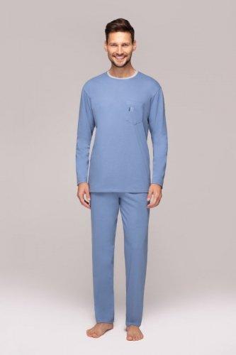 Piżama Regina 555 dł/r M-XL