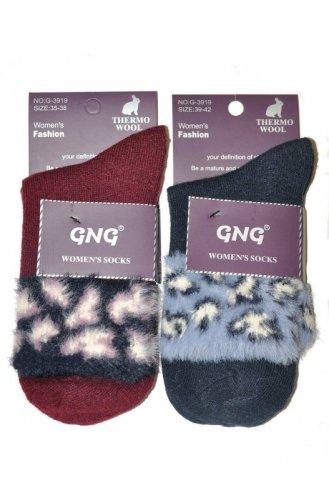 Skarpety GNG 911-01 Thermo Wool Panterka
