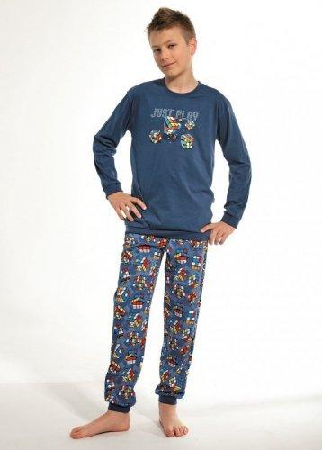 Piżama Cornette Young Boy 966/96 Cube