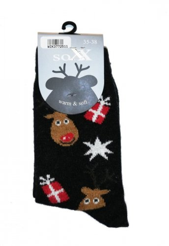 Skarpety WiK Sox Christmas 37725