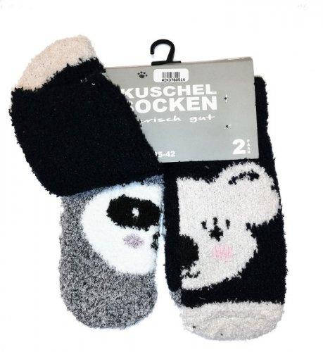 Skarpety WiK Kuschel Socken 37605 A'2