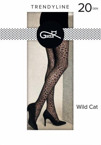 Rajstopy Gatta Wild Cat WZ.02 20 den