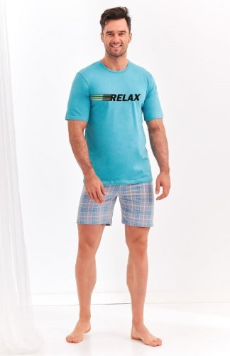 Piżama Taro Nikodem 2085 kr/r M-2XL 'L20