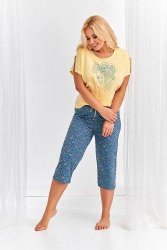 Piżama Taro 2377 Mona kr/r 2XL-3XL 'L20