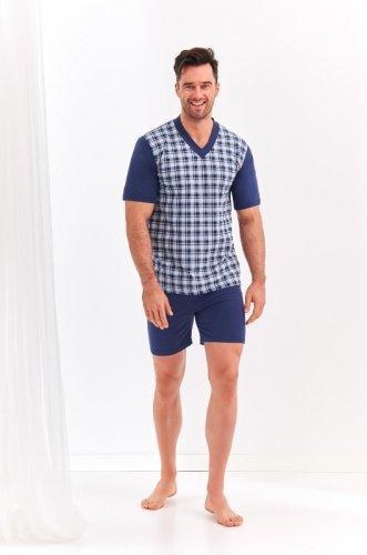Piżama Taro Roman 002 kr/r M-XL 'L20