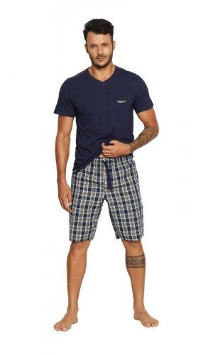 Piżama Henderson 37827 View kr/r M-3XL męska