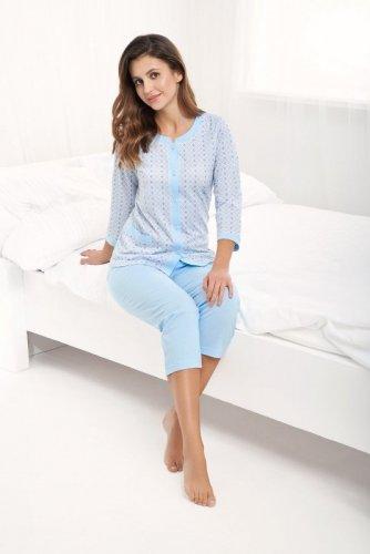 Piżama Luna 493 7/8 M-2XL