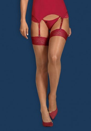 Pończochy Obsessive Rosalyne Stockings