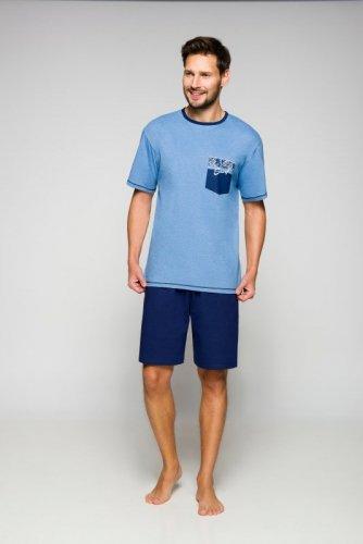 Piżama Regina 564 kr/r 2XL-3XL