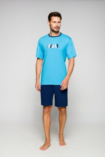 Piżama Regina 562 kr/r 2XL-3XL