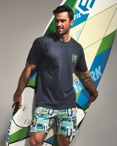 Piżama Cornette 326/88 Surfer 2 M-2XL