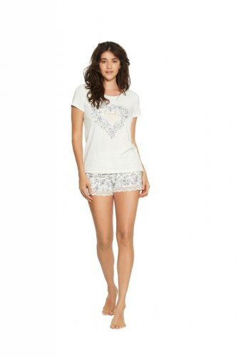 Piżama Henderson Ladies 38057 Floral kr/r S-XL