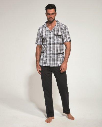 Piżama Cornette 318/37 kr/r Rozpinana męska