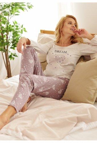 Piżama Taro Mela 2442 dł/r S-XL Z'20