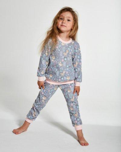 Piżama Cornette Kids Girl 032/112 Roe 3 dł/r 86-128