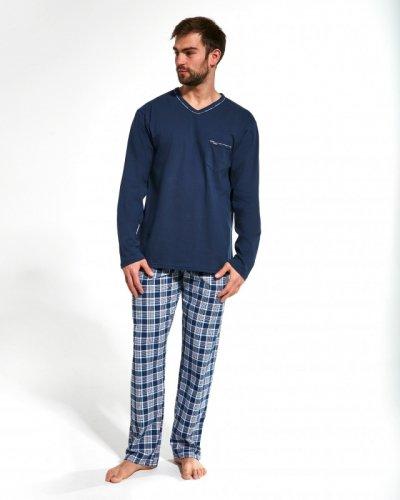 Piżama Cornette 122/168 Eric dł/r M-2XL