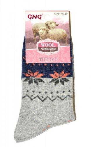 Skarpety Ulpio GNG 3353 Thermo Wool
