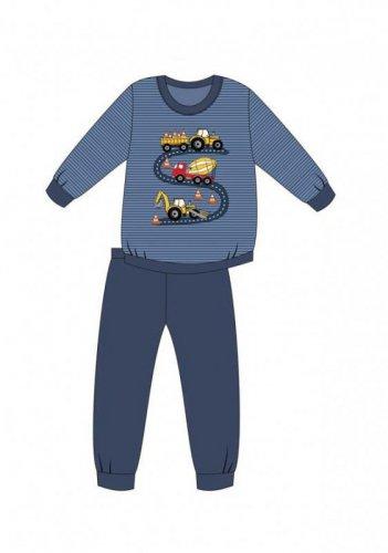 Piżama Cornette Kids Boy 478/115 Road dł/r 86-128
