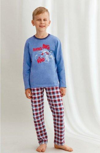 Piżama Taro Mario 2651 dł/r 122-140 Z'22