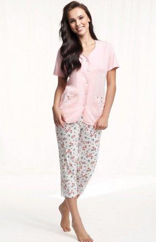 Piżama damska Luna 632 3XL