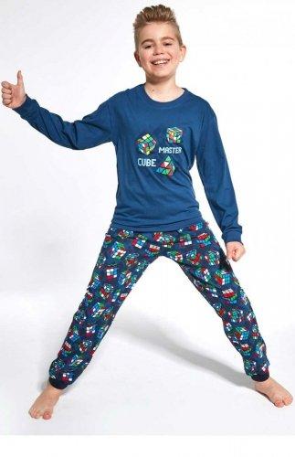 Piżama Cornette Young Boy 966/102 Cube Master