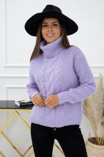 Sweter Avery QE94842 Lila