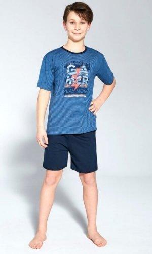 Piżama Cornette Young Boy 476/92 Gamer kr/r 134-164