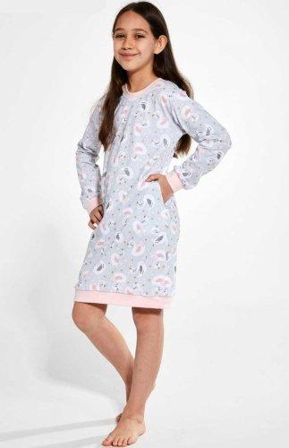 Koszula nocna Cornette Kids Girl 396/137 Swan 3 86-128