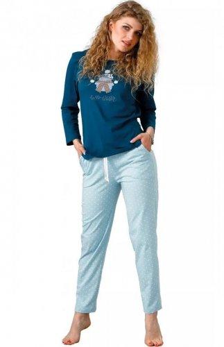 Piżama damska M-Max Laveza Trudy 1072