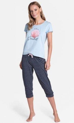 Piżama Henderson Ladies 38897 Tickle kr/r S-XL
