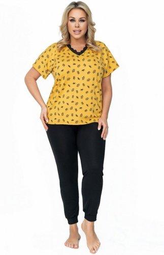 Piżama damska Donna Queen Plus 3XL-6XL
