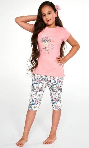 Piżama Cornette Young Girl 491/88 Perfect kr/r 134-164